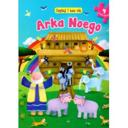Arka Noego. Czytaj i baw się - praca zbiorowa - Książka Pozostałe