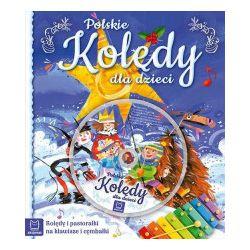 Kolędy polskie dla dzieci + CD - praca zbiorowa - Książka