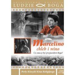 Kolekcja Ludzie Boga. Marcelino chleb i wino, DVD + booklet - Ladislao Vajda - Książka
