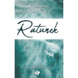 Ratunek - Jim Cymbala, Ann Spangler - Książka Książki naukowe i popularnonaukowe