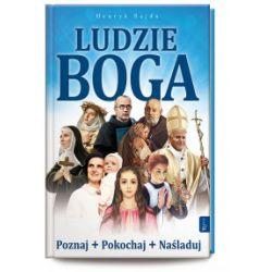 Ludzie Boga - Henryk Bejda - Książka Książki naukowe i popularnonaukowe