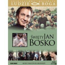 Ludzie Boga. Święty Jan Bosko, DVD + booklet - Leandro Castellani - Książka Książki naukowe i popularnonaukowe