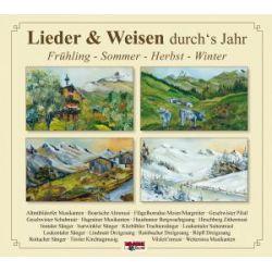Various: Lieder & Weisen durchs Jahr Pozostałe