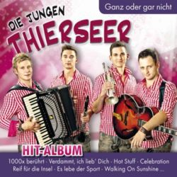 Jungen Thierseer, D: Ganz oder gar nicht Płyty kompaktowe