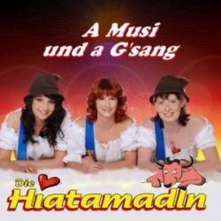A Musi Und A G'Sang Płyty kompaktowe