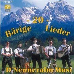 Neuneralm Musi: 20 Bärige Lieder Płyty kompaktowe
