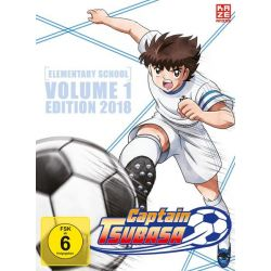 Captain Tsubasa - Vol.1 [2 DVDs] Pozostałe