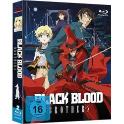 Black Blood Brothers - Gesamtausgabe [3 BRs] Pozostałe