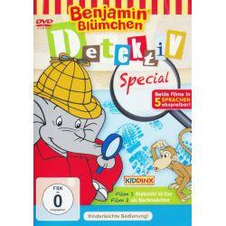 Benjamin Blümchen - Detektiv-Special Zagraniczne