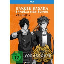 Gakuen Basara - Samurai High School (Spin-off) - Blu-ray 1 Pozostałe