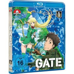 Gate - Vol. 1/Episoden 1-3 Pozostałe