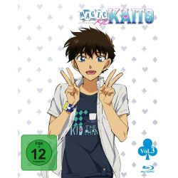 Magic Kaito 1412 - Vol. 3/Ep. 13-18