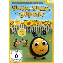 Summ, Summ, Super! Die großen Abenteuer der Familie Biene - Vol. 2 Pozostałe