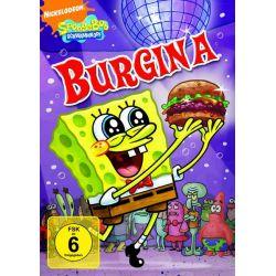 SpongeBob Schwammkopf - Burgina Pozostałe