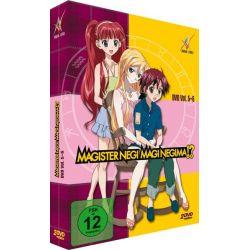 Magister Negi Magi - Magic 5+6 [2 DVDs] Pozostałe