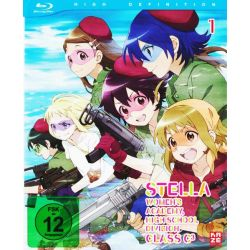 Stella Women's Academy - High School Division Class C3 Vol. 1 - Mediabook Pozostałe