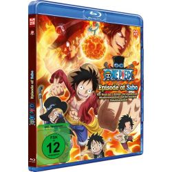 One Piece TV Special 6 - EPISODE OF SABO (Episode 687 verbunden) Zagraniczne