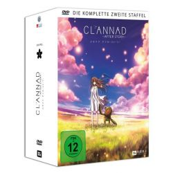 Clannad After Story - Gesamtausgabe - Box [4 Discs] Pozostałe