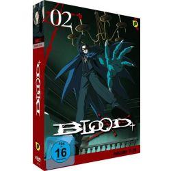 Blood+ - Box Vol. 2 [2 DVDs] Pozostałe