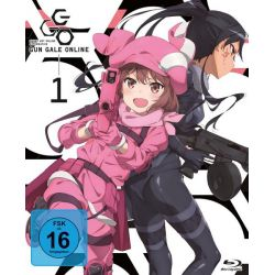 Sword Art Online Alternative: Gun Gale Online - Blu-ray 1 (Ep 1-5.5)