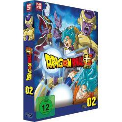 Dragonball Super - 2. Arc: Goldener Freezer - Episoden 18-27 [3 DVDs] Pozostałe