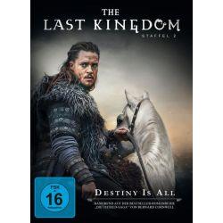 The Last Kingdom - Staffel 2 (Softbox) [4 DVDs] Zagraniczne