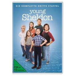 Young Sheldon: Staffel 3 [2 DVDs]
