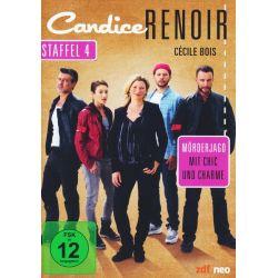 Candice Renoir -Staffel 4 [3 DVDs] Pozostałe