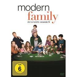 Modern Family - Staffel 6 [3 DVDs] Pozostałe