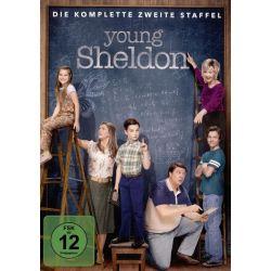Young Sheldon - Die komplette zweite Staffel