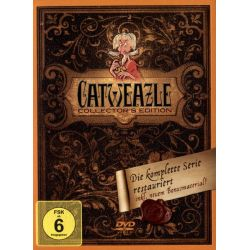 Catweazle - Staffel 1&2 Collector's Edition [6 DVDs] Pozostałe