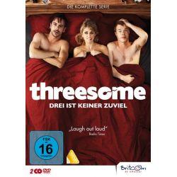 Threesome - Drei sind keiner zuviel - Die komplette Serie [2 DVDs]