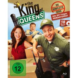 The King of Queens - Die komplette Serie - King Box [18 BRs] Filmy