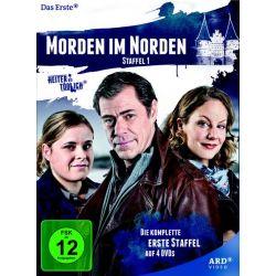 Morden im Norden - Staffel 1 [4 DVDs] Filmy