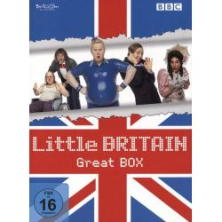 Little Britain - Great Box [8 DVDs] Filmy