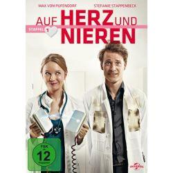 Auf Herz und Nieren - Staffel 1 [2 DVDs] Filmy