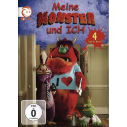 Meine Monster und ich - Folge 21-26 Filmy