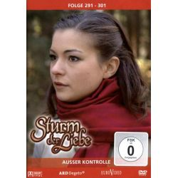 Sturm der Liebe - Staffel 30/Episoden 291-301 [3 DVDs] Filmy