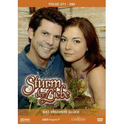 Sturm der Liebe - Staffel 28/Episoden 271-280 [3 DVDs] Filmy