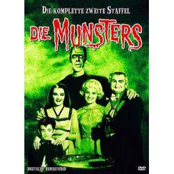 Die Munsters - Staffel 2 Filmy