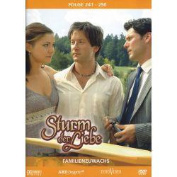Sturm der Liebe - Staffel 25/Episoden 241-250 [3 DVDs] Filmy