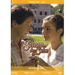 Sturm der Liebe - Staffel 24/Episoden 231-240 [3 DVDs] Filmy