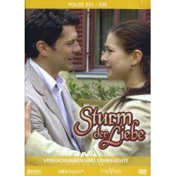 Sturm der Liebe - Staffel 23/Episoden 221-230 [3 DVDs] Filmy