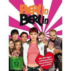 Berlin, Berlin - Collector's Box [13 DVDs] Filmy