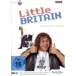 Little Britain - Staffel 2 [2 DVDs] Filmy