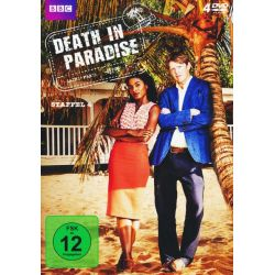 Death in Paradise - Staffel 4 [4 DVDs] Filmy