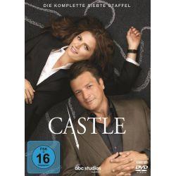 Castle - Staffel 7 [6 DVDs] Filmy