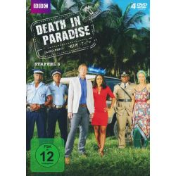 Death in Paradise - Staffel 6 [4 DVDs] Filmy
