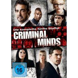 Criminal Minds - Die komplette fünfte Staffel [6 DVDs] Filmy