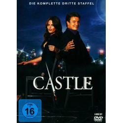 Castle - Staffel 3 [6 DVDs] Filmy